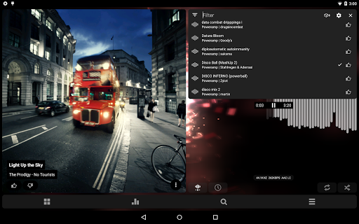 Poweramp Music Player (Trial) screenshot 16