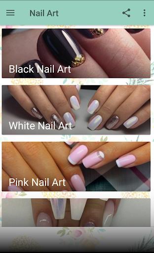 Nail Art 1 تصوير الشاشة