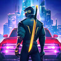 Cyberika: Action Adventure Cyberpunk RPG on APKTom