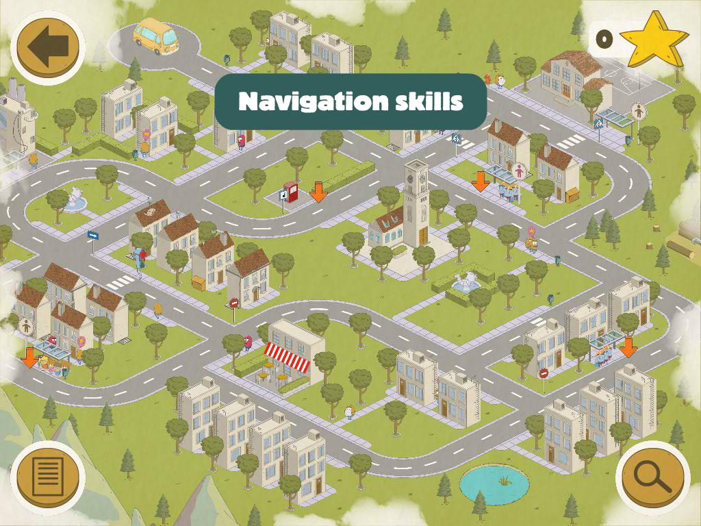 Busy Wheels: City Bus screenshot 12