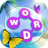 Word Crossy - A crossword game on 9Apps