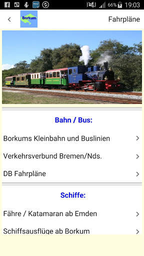 Borkum App für den Urlaub screenshot 16