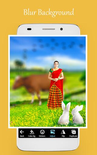 Village Photo Editor-Photo Frames 5 تصوير الشاشة