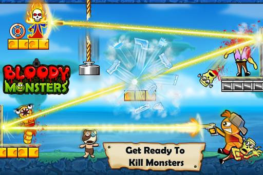 Bloody Monsters screenshot 2