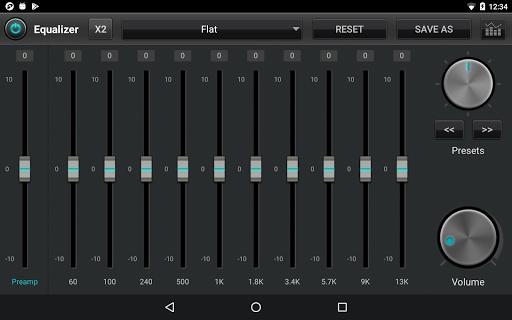 jetAudio HD Music Player 12 تصوير الشاشة