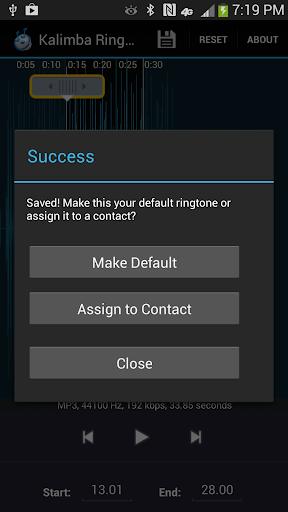 MP3 Cutter and Ringtone Maker скриншот 3