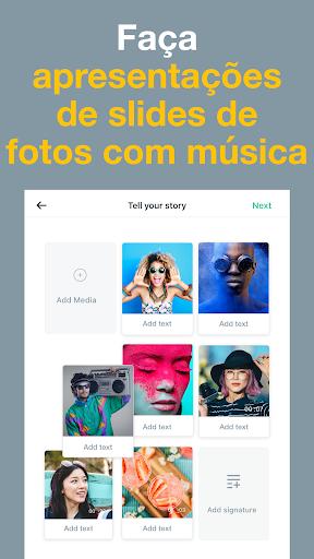 Magisto Editor de Vídeo: Slide de Fotos com Música screenshot 7