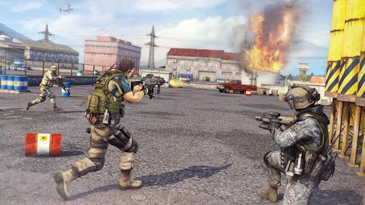 FPS Encounter Shooting 2020: New Shooting Games screenshot 3