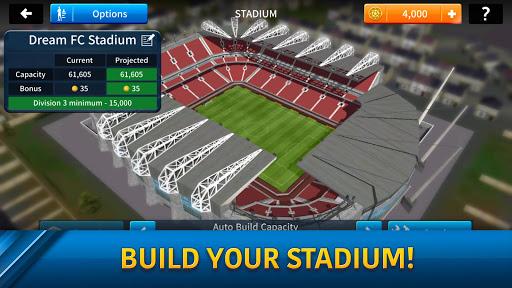 Dream League Soccer 5 تصوير الشاشة