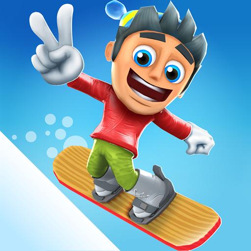 Ski Safari 2 أيقونة