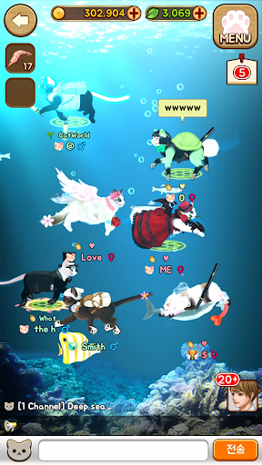 Cat World - The RPG of cats screenshot 17