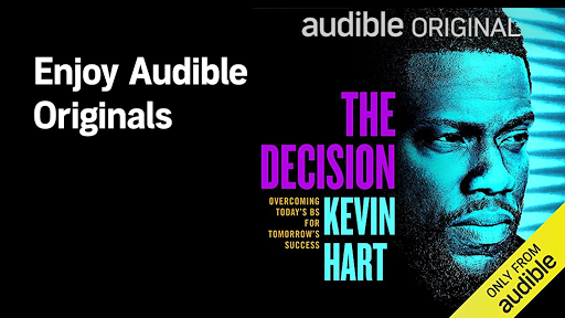 Audible: audiobooks, podcasts & audio stories screenshot 4
