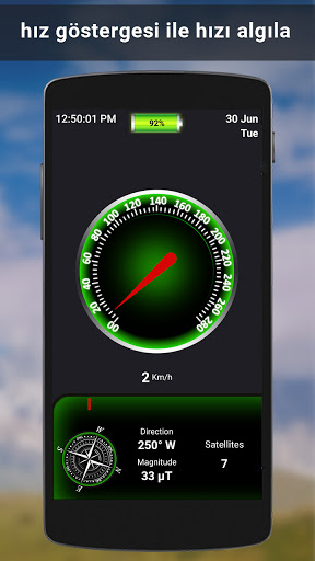 GPS uydu - canlı Dünya haritalar & ses navigasyon screenshot 7