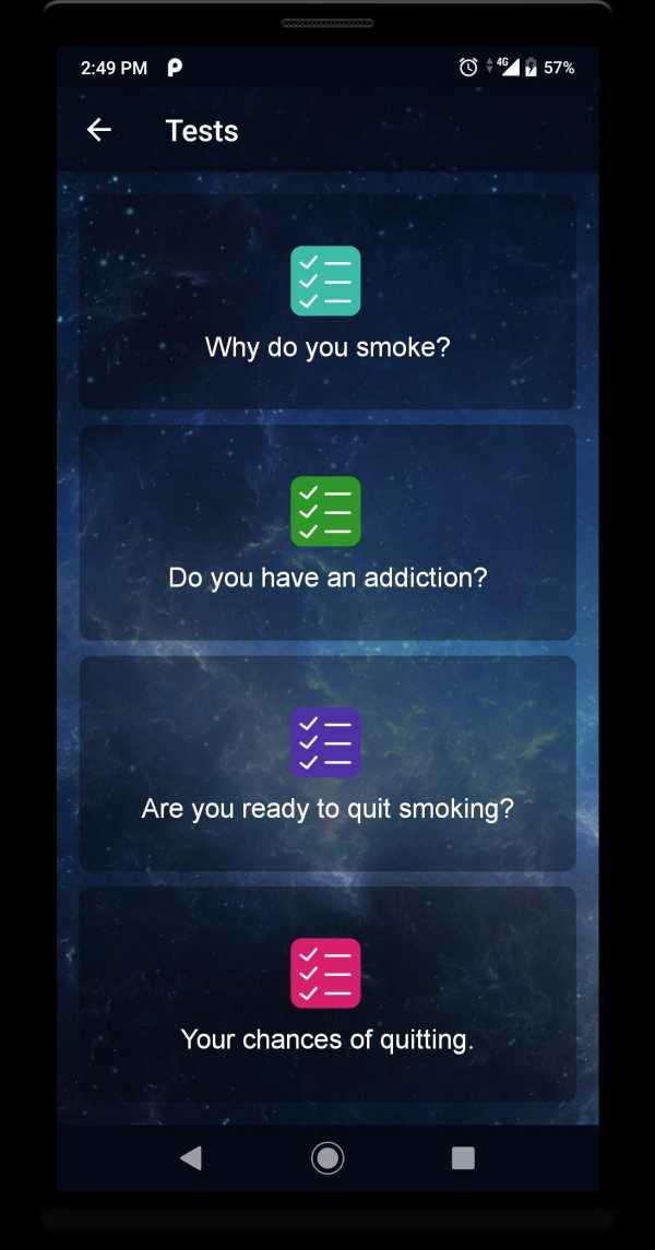 Quit Smoking - Stop Smoking Counter screenshot 7
