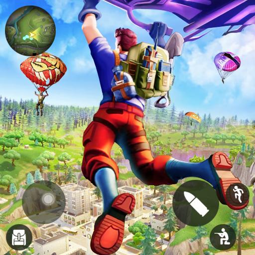 ikon Cover Hunter - 3v3 Team Battle