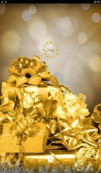 السنة الجديدة على مدار الساعة 10 تصوير الشاشة