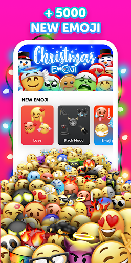 Create emoji up: new emoji & wemoji emojii hearts screenshot 2