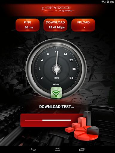 Internet Speed Test 10 تصوير الشاشة
