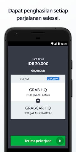 Grab Driver screenshot 2