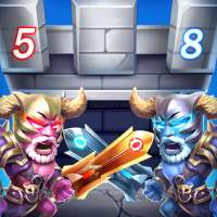 Heroes Charge on 9Apps