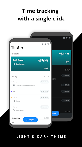 Boosted - Productivity & Time Tracker screenshot 2