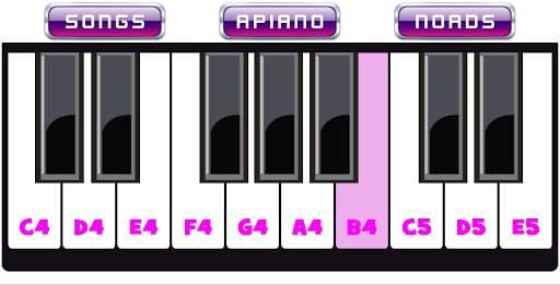 Little Piano screenshot 2