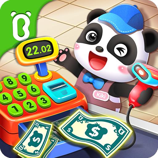 ikon Supermarket Bayi Panda
