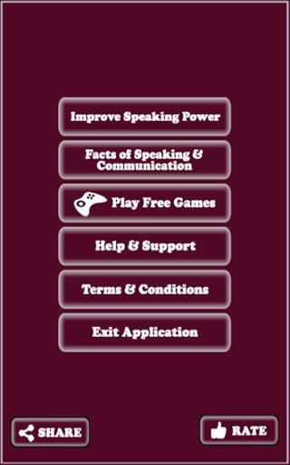 Speaking Skills 10 تصوير الشاشة