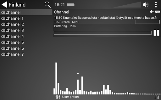ProgTV Android screenshot 6