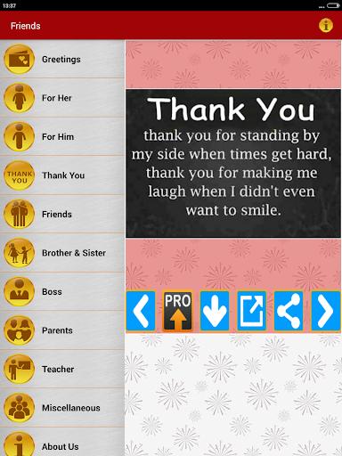 Thank You Greeting Card Images screenshot 22
