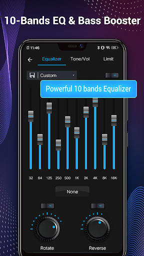 Music Player - Audio Player & 10 Bands Equalizer screenshot 4
