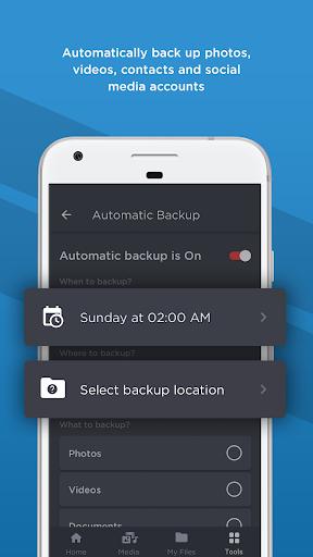 SanDisk Memory Zone 6 تصوير الشاشة