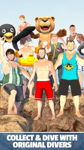Flip Diving screenshot 5