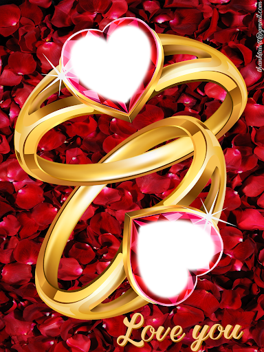 Lovely Ring Photo Frames screenshot 6