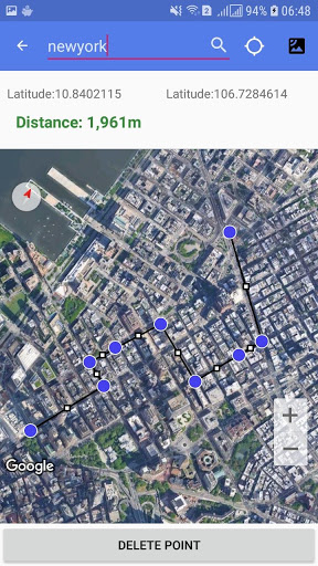 Distance And Area Measurement screenshot 5