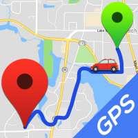 GPS Navigation - Map Locator & Route Planner on APKTom