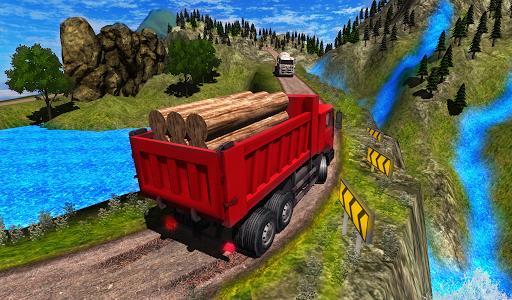 Truck Driver Cargo screenshot 4