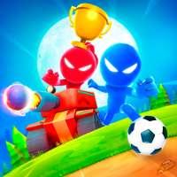 Stickman Party: 1 2 3 4 Permainan Pemain Gratis on APKTom
