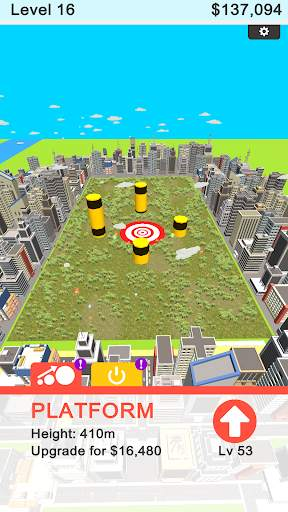 Parachuting screenshot 6