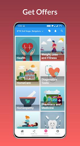 Medikoe- Book Doctor Appointments & Healthcare App screenshot 4