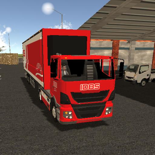 IDBS Truck Trailer icon