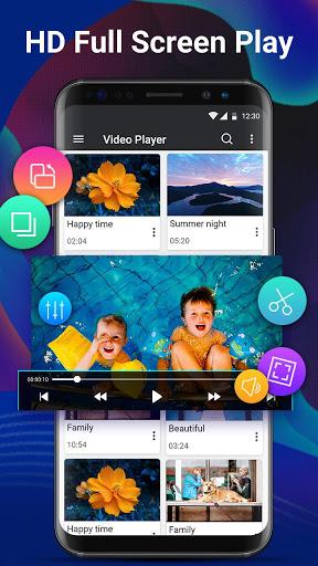 Video Player Pro - Full HD & All Format & 4K Video screenshot 2