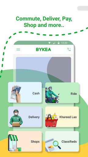 Bykea - Bike Taxi, Delivery & Payments screenshot 1