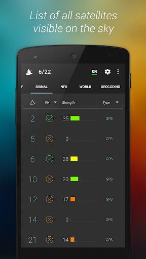 GPS Data screenshot 3