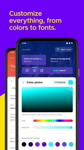 Smart Launcher 5 screenshot 3