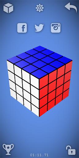 Magic Cube Puzzle 3D 8 تصوير الشاشة