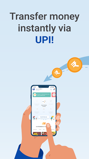 BHIM UPI, Money Transfer, Recharge & Bill Payment screenshot 4