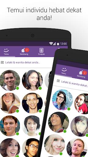 MeetMe - Bersiaran, Bual, & Berjumpa orang baru! screenshot 1