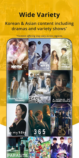 Viu: Korean Drama, Variety & Other Asian Content 2 تصوير الشاشة
