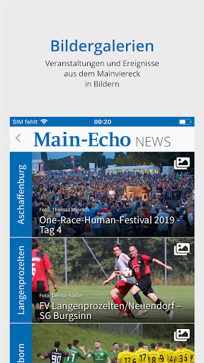 Main-Echo NEWS screenshot 3